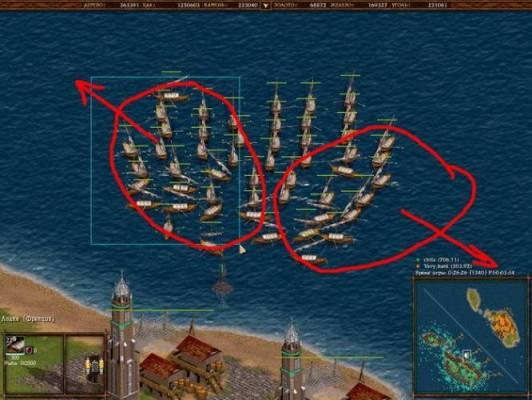 лодки в казаках на море