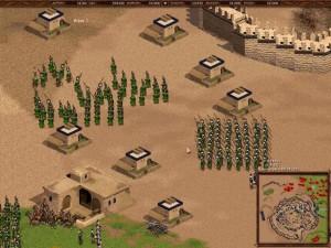Карты для игры Казаки снова война