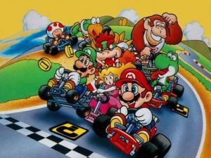 Mario Kart 8: Сантехник снова на старте
