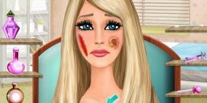 Лечение Барби после аварии
