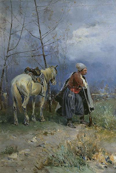 Казак-и-Лошадь