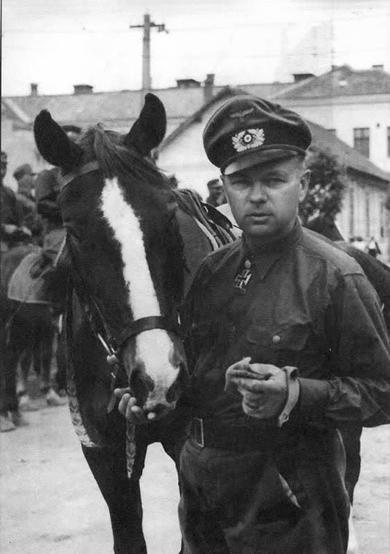 Гельмут-Паннвиц-Командир