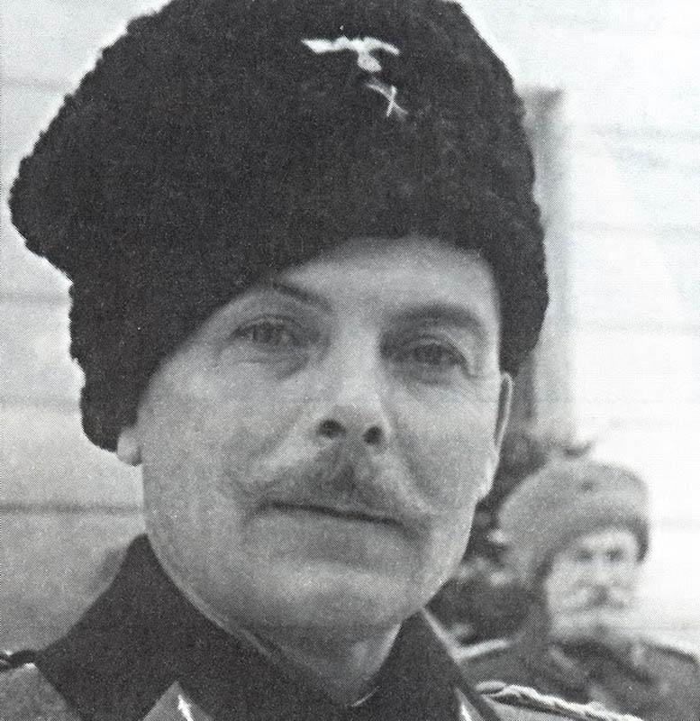 Иван-Кононов-Казак-Хорватия